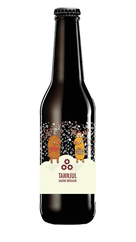 Sagene Tannjjul øl