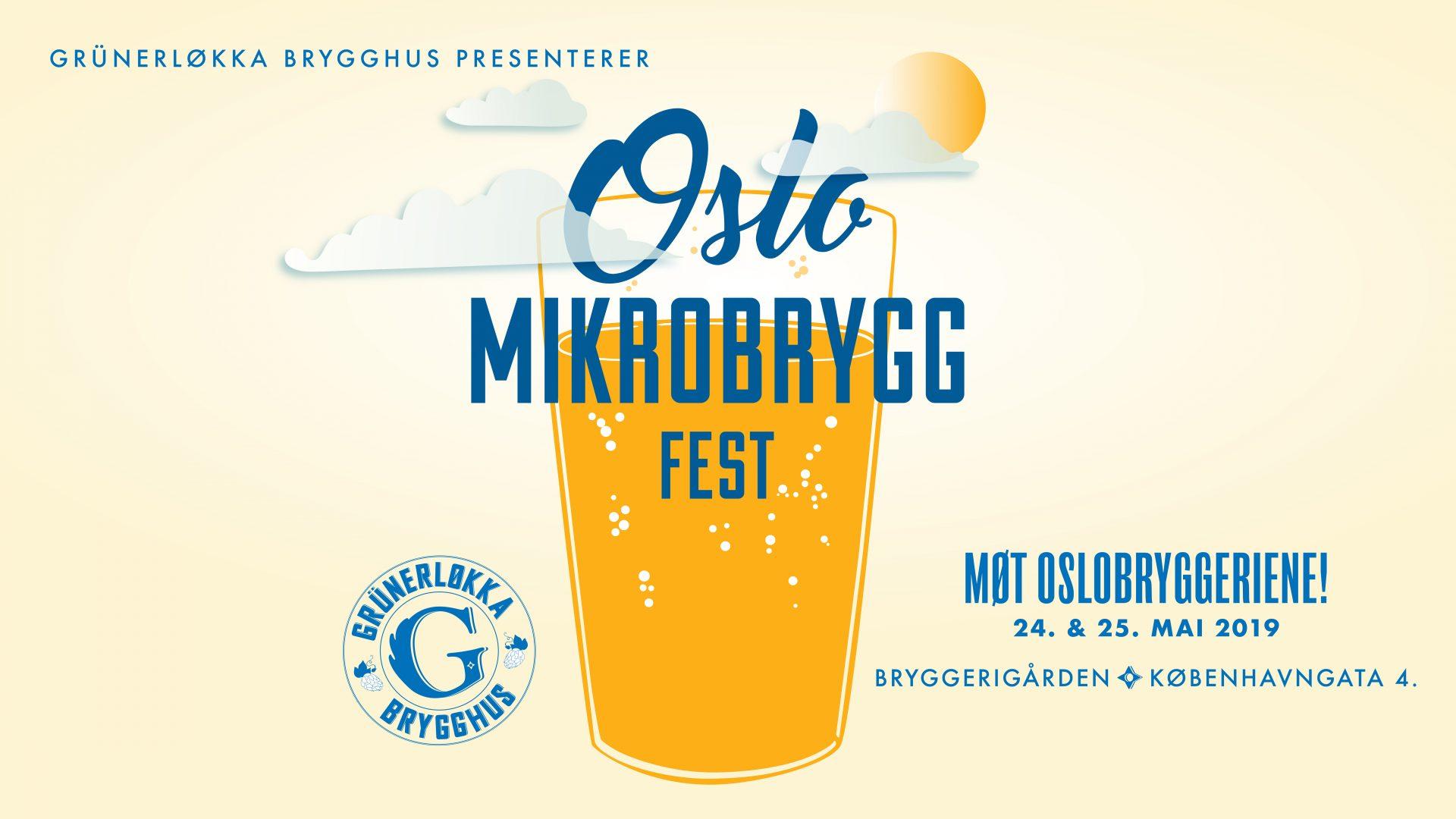 Oslo Mikrobryggfest 2019