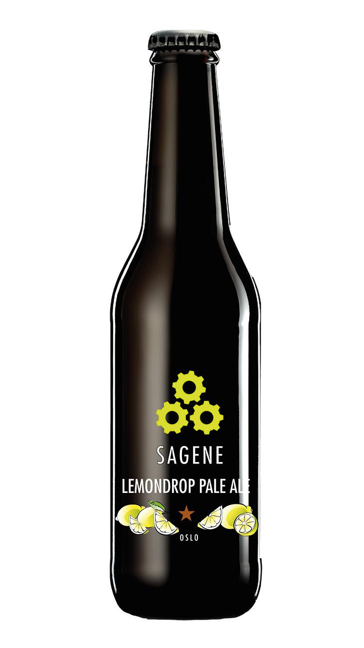 Sagene Lemondrop Pale Ale