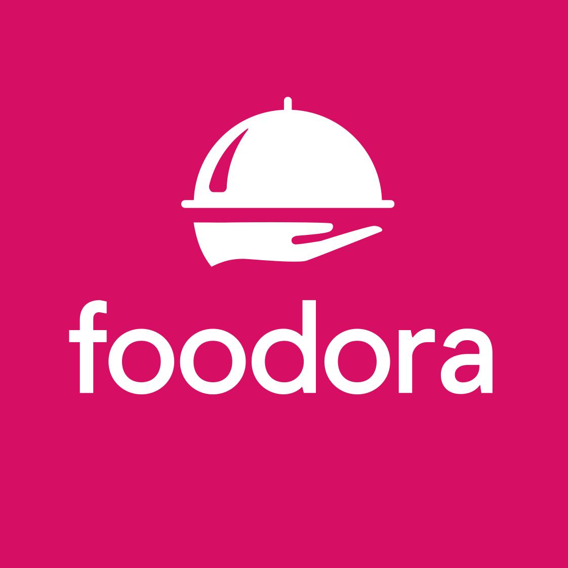 Foodora logo - stor kvadratisk